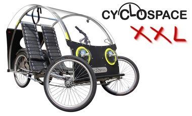 Visuel du projet Cyclospace XXL