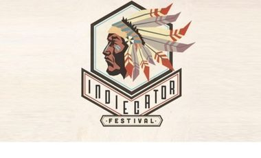 Project visual Festival de musique INDIECATOR