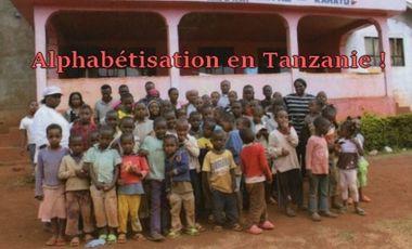 Visuel du projet Alphabétisation en Tanzanie