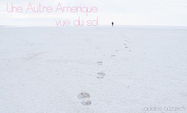 Visueel van project Une Autre Amérique, vue du sol