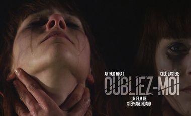Visuel du projet OUBLIEZ-MOI (court métrage)