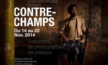 """Visueel van project """"CONTRE CHAMPS"""" Une Exposition de photographies de plateaux"""