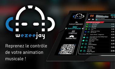 Visueel van project Wezeejay - Votre DJ numérique