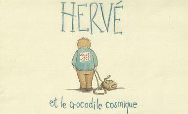 Visueel van project Hervé et le crocodile cosmique