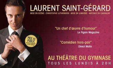 Visuel du projet Laurent Saint-Gérard