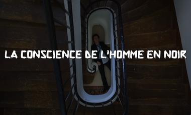 Visueel van project La conscience de l'homme en noir