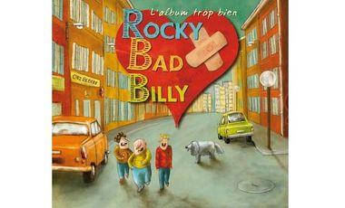 Visueel van project ROCKYBADBILLY : L'Album trop bien !