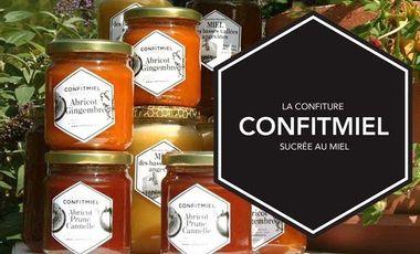 Visueel van project La rencontre du miel et des fruits dans une confiture