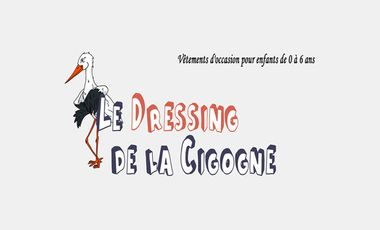 Project visual Le Dressing de la Cigogne