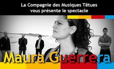Visueel van project Financez l'enregistrement de notre Disque!                         Maura Guerrera - Création Sicile/Bretagne