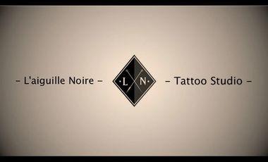 Project visual - L'aiguille Noire - Tattoo Studio