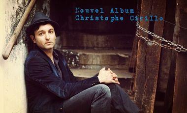 Visuel du projet Nouvel Album de Christophe Cirillo
