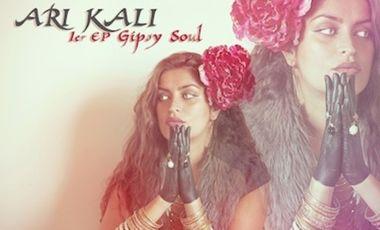 Visuel du projet GIPSY SOUL - Le 1er EP d' Ari Kali