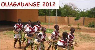 Project visual Ouagadanse 2012