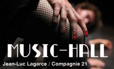 Visuel du projet Music-Hall