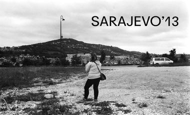 Visueel van project Sarajevo'13