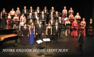 Visueel van project CONCERT BACH : PASSION SELON SAINT JEAN