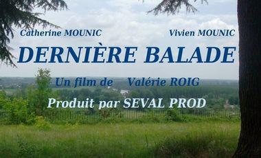 Visuel du projet Dernière Balade - le film