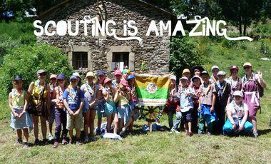 Visuel du projet Scouting is Amazing