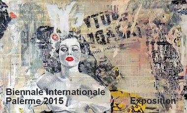 Visueel van project Exposition, Biennale Internationale d'Art Contemporain de Palerme