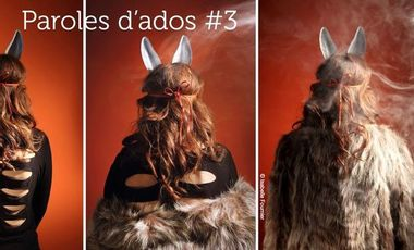 Visueel van project Paroles d'ados #3