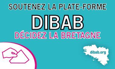Visueel van project Soutenez le lancement de la plate-forme DIBAB - DÉCIDEZ LA BRETAGNE!