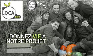 Visuel du projet Local Eat