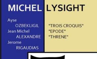 Project visual Michel LYSIGHT Istanbul