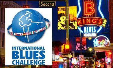 Visueel van project Les Bluesmen français en lice pour les Challenges de Memphis et Bruxelles