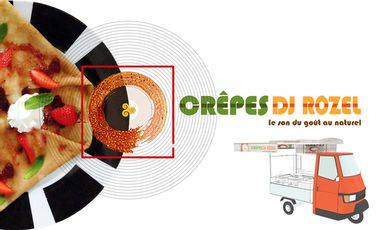 Project visual Crepes DJ Rozel