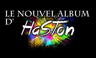 Visueel van project Aidez Haston à produire son nouvel album