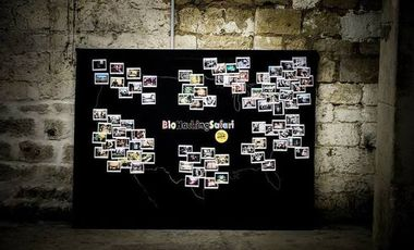 Visueel van project Biohacking Safari on tour
