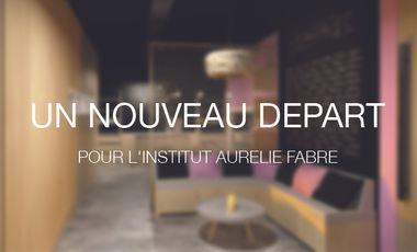 Visueel van project Un nouveau départ pour l'Institut Aurélie Fabre
