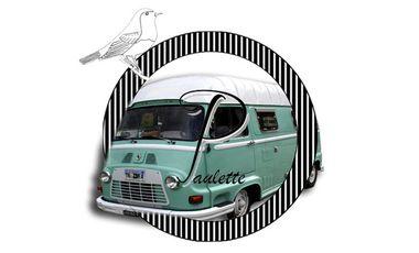 "Visueel van project ""Le Truck Mode"" de LaPiePaulette"