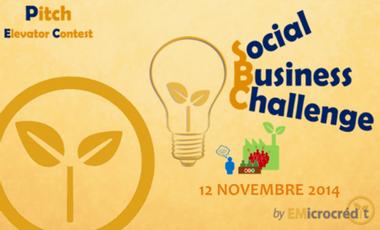 Visueel van project The Social Business Challenge