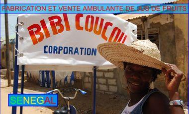Visueel van project FABRICATION ET VENTE AMBULANTE DE JUS DE FRUITS AU SENEGAL