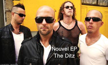 Visueel van project Nouvel EP The Ditz