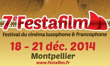 Visueel van project FestaFilm - Festival du cinéma lusophone et francophone de Montpellier