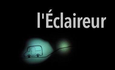 Visueel van project l'Éclaireur