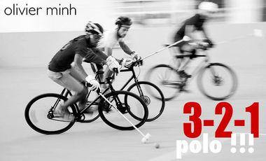 Visueel van project Un Livre Photo sur le Bike Polo