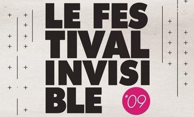 Visuel du projet LE FESTIVAL INVISIBLE # 09