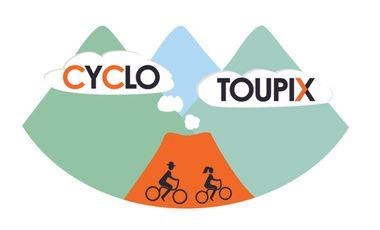 Visuel du projet Cyclotoupix (Cyclo-to-Peaks) dans les Andes