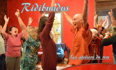 Visueel van project RIDIBUNDUS (les z'éclats de rire !)