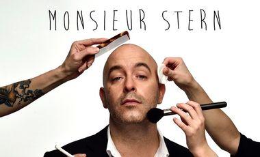 Project visual Monsieur Stern