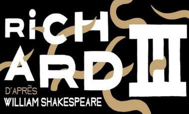 Visueel van project Richard III d'après William Shakespeare