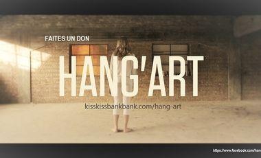 Visueel van project Hang'ART