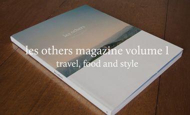 Visuel du projet Les Others Magazine - Volume I