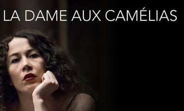 Project visual La Dame Aux Camélias B.O.