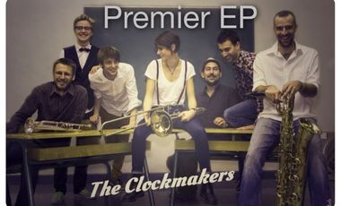 Project visual THE CLOCKMAKERS Premier EP
