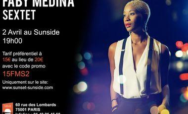 Project visual Faby Médina 1er album